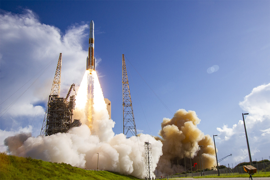 Last of its kind rocket puts Global Positioning System satellite in orbit