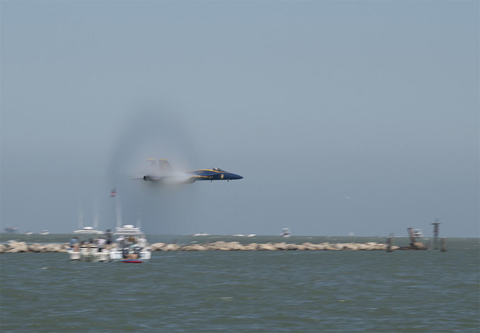 Blue Angels Welcome The Super Hornet