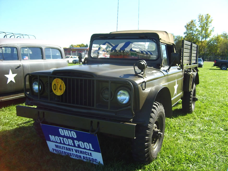 Old Army Vehicles